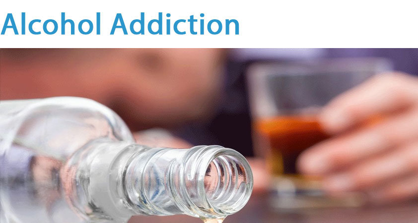 Alcohol addiction London