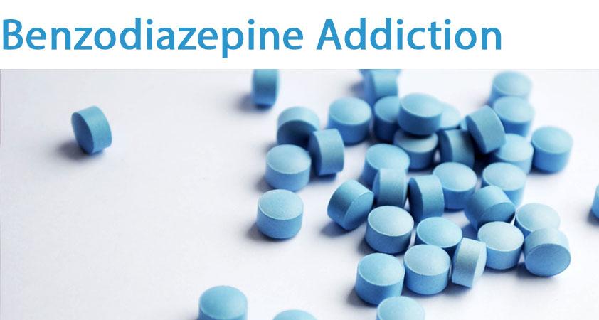 Benzodiazepine addiction-london