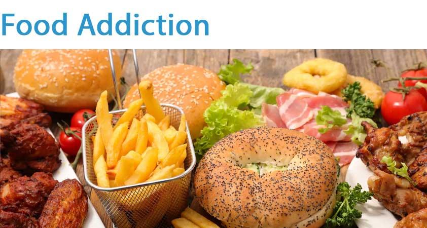 Food addiction London