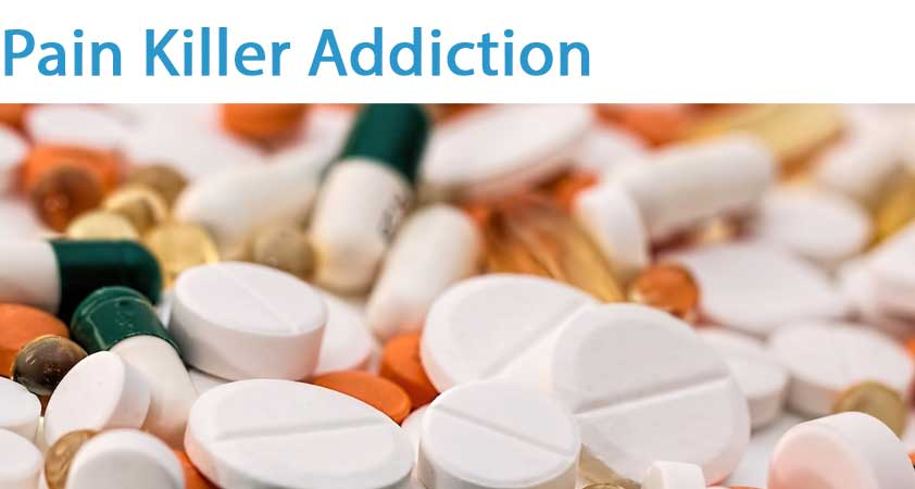 Pain killer addiction London